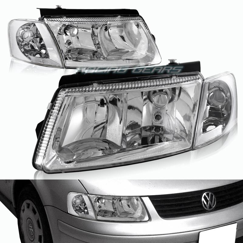 vw passat headlight replacement instructions